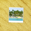 Vacations Background — Stock Photo #25025213