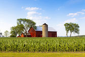 American Countryside — Stock Photo