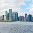 Chicago Skyline Panorama — Stock Photo