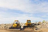 Heavy equipment — Stock Photo