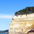 Upper Peninsula (Pictured Rocks) - Michigan, USA  — Stock Photo