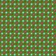 Xmas Pattern — Stock Photo