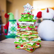 Christmas Snack — Stock Photo #28351177