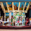 Stock Photo: Retro Carousel