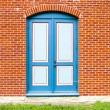 Blue Door — Stock Photo #29797367