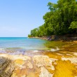 Upper Peninsula (Pictured Rock National Lake Shore) - Michigan, — Stock Photo #30816203