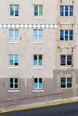 Ancien immeuble d'habitation — Photo