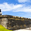 El Morro Castle in San Juan — Stock Photo #38369351