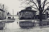 Flood — Stock Photo