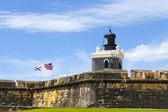El Morro Castle in San Juan — Photo
