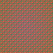 Retro Grunge Christmas Pattern or Old Wrap Paper — Stock Photo