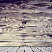Vintage Wooden Interior — Stock Photo