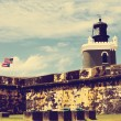 El Morro Castle — Stock Photo #41561309