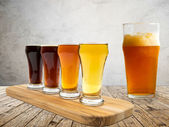 Volo di birra — Foto Stock