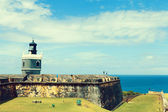 El Morro Castle — Stock Photo