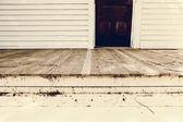 Eski ahşap zemin — Stok fotoğraf