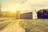 American Farmland — Stock Photo