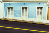 Architecture in San Juan — Stockfoto
