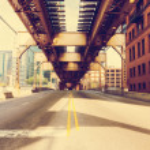 Chicago Bridge — Stock Photo #49222169