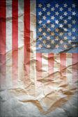 Flag Poster — Stock Photo