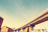 Skyway in Chicago — Stock Photo