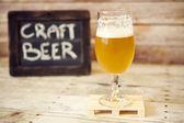 řemesla pivo — Stock fotografie