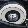 Stock Photo: Spare wheel