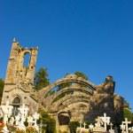 Cementery in Cambados, Galicia — Stock Photo #13827044