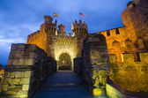 Ponferrada castle — Stock Photo