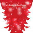 Creative Christmas tree vector - Stock Vector