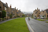 Dorf von broadway — Stockfoto