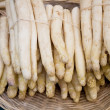 Royalty-Free Stock Photo: Fresh white asparagus