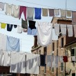 Washing day Venice. — Stock Photo
