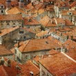 Homes of Dubrovnik — Stock Photo