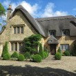 Stock Photo: Chipping Camden Cottage