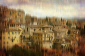 Dream of Perugia Umbria — Stock Photo
