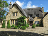 Chipping Camden Cottage — Stock Photo