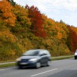 Indian summer road — Stock Photo #39853269