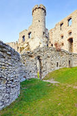 Ruins of The Ogrodzieniec Castle in Poland.  — Stock Photo