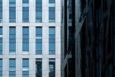 Modern architecture office building — Stock Photo