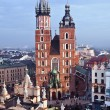 St. Mary's church in Krakow — Stock Photo #37917703