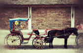 Carriage — Foto Stock