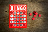 Bingo — Stock Photo