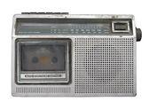 Rádio antigo — Foto Stock