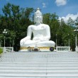 Stock Photo: Lord buddhstatue
