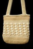 Yarn bag — Stock Photo