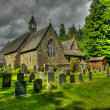 Scottish Episcopal Church, Pitlochry — Stock Photo