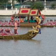 Royal Barge Anantanagaraj ,wat phra kaew,bangkok Thailand — Stock Photo