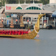 Royal Barge Anantanagaraj ,wat phra kaew,bangkok Thailand — Stock Photo #35770383