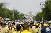 Celebration birthday of King Thailand — ストック写真